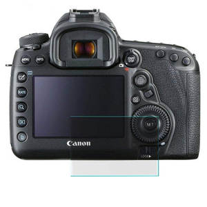 محافظ صفحه نمایش دوربین مدل VL مناسب برای کانن EOS 5D Mark IV کد 5