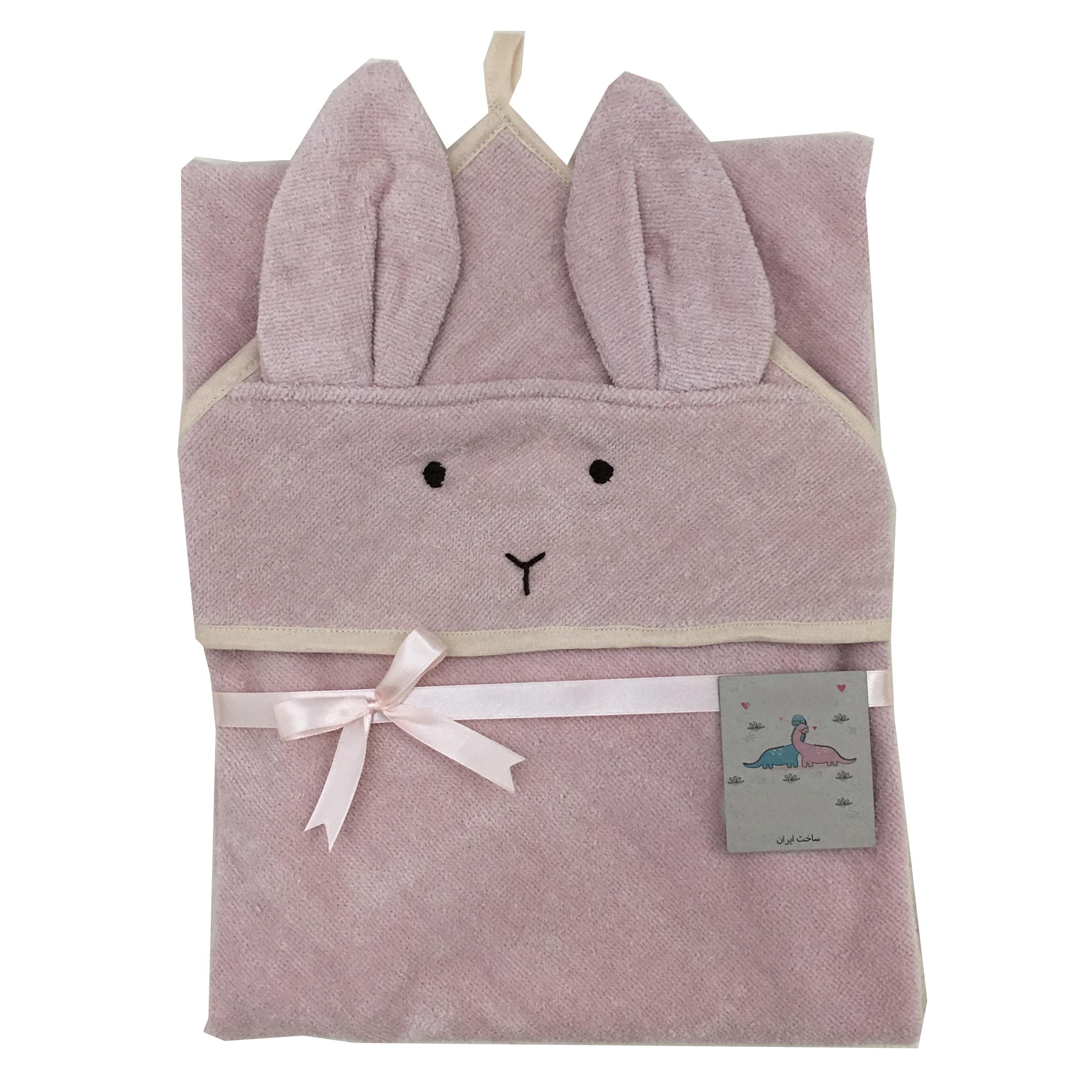 حوله نوزاد طرح خرگوش مدل DK-H2