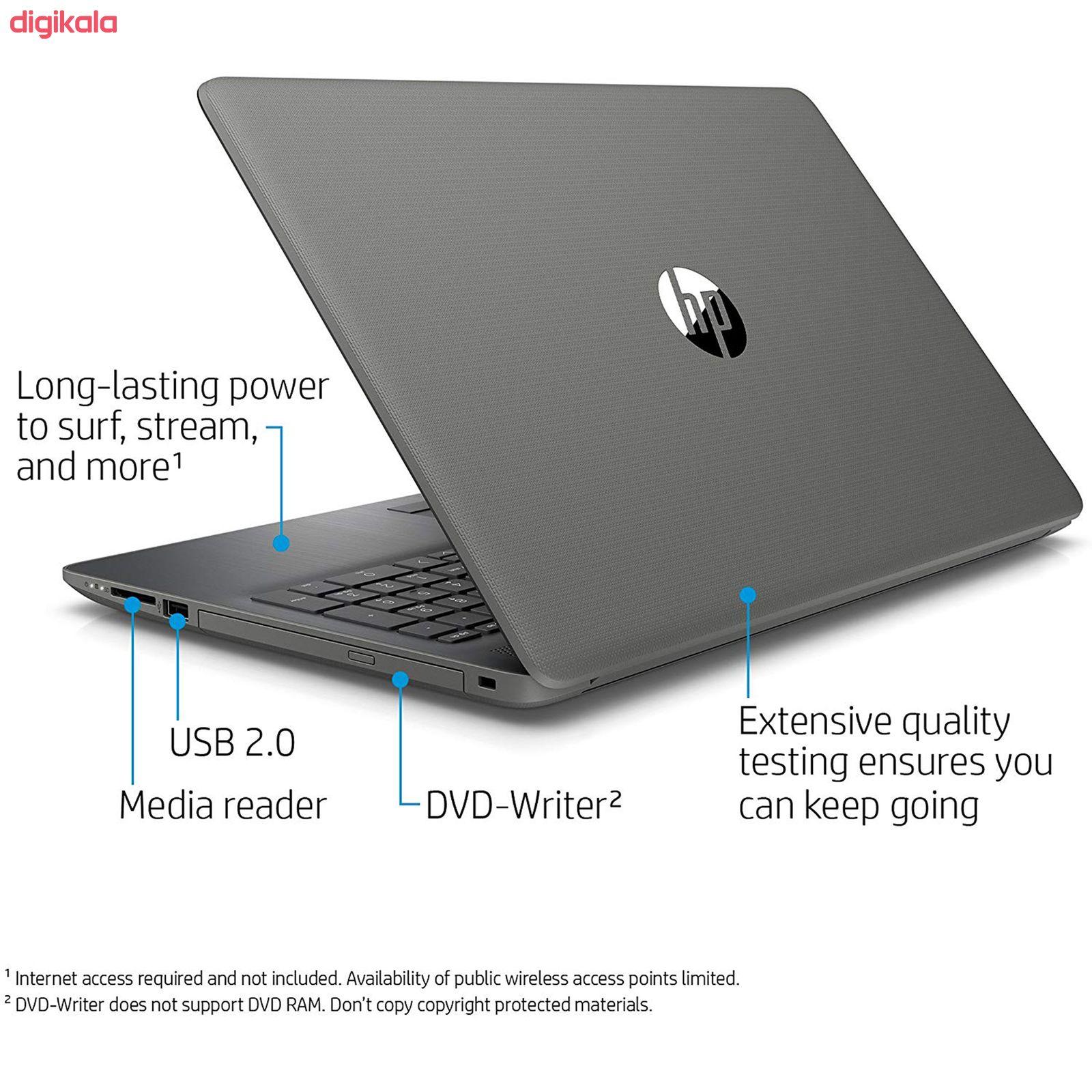 لپ تاپ 15 اینچی اچ پی مدل 255 G7-C1