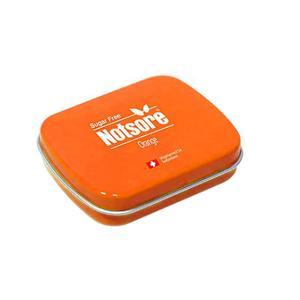 خوشبو کننده دهان ناتسور با طعم پرتقال بسته 50 عددی