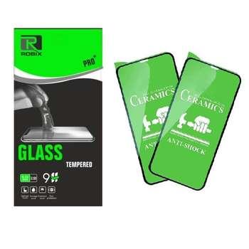 محافظ صفحه نمایش روبیکس مدل CERA31 مناسب برای گوشی موبایل سامسونگ Galaxy A31 بسته دو عددی