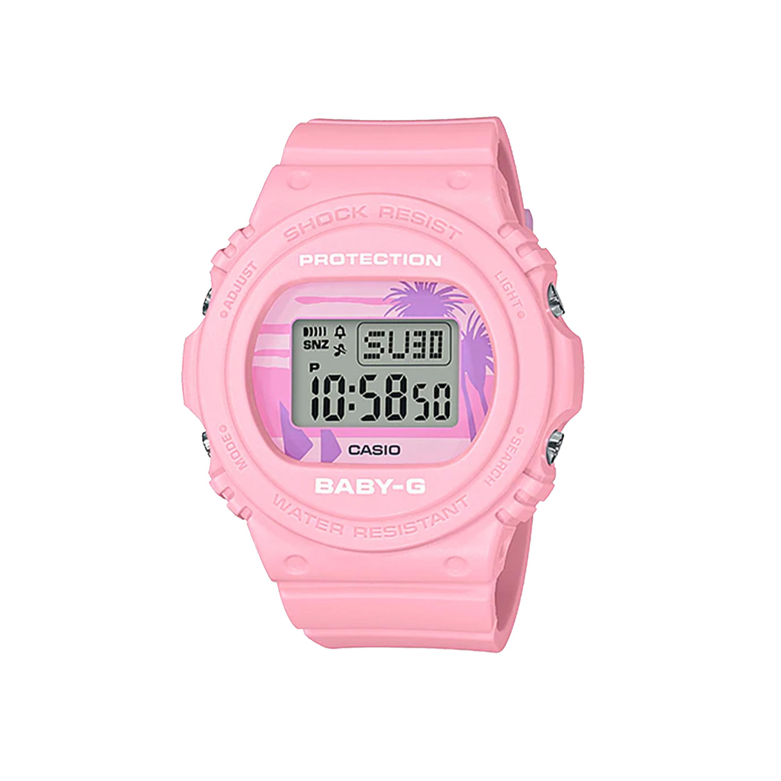 ساعت مچی دیجیتال زنانه کاسیو مدل BGD-570BC-4DR