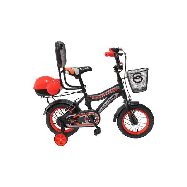 دوچرخه شهری المپیا مدل بچه گانه کد 12205-1 سایز 12