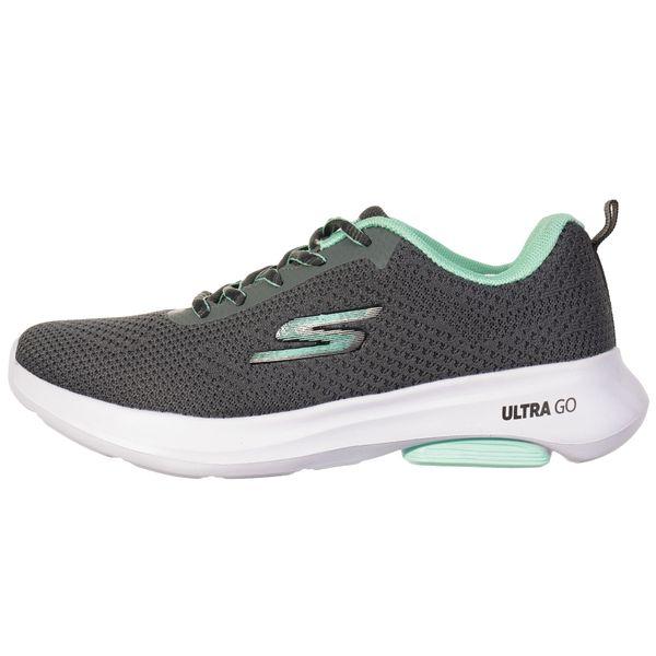 کفش مخصوص دویدن زنانه اسکچرز مدل GORUN ULTRA GO COIL GRYBL-10502051