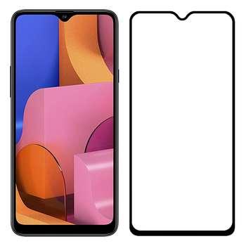 محافظ صفحه نمایش مدل FCG مناسب برای گوشی موبایل سامسونگ Galaxy A20s