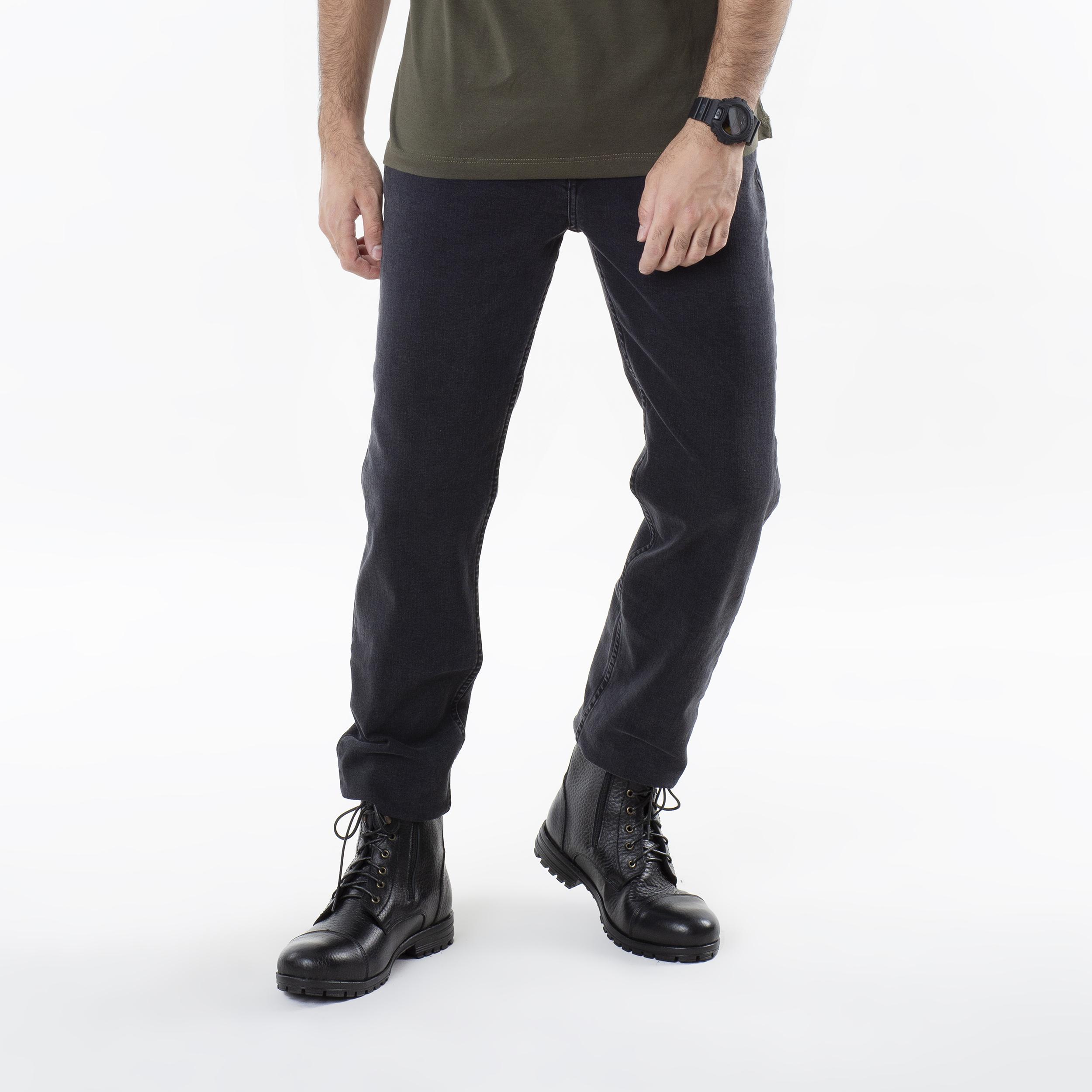 شلوار جین مردانه ال سی من مدل 01317062-CHARCOAL