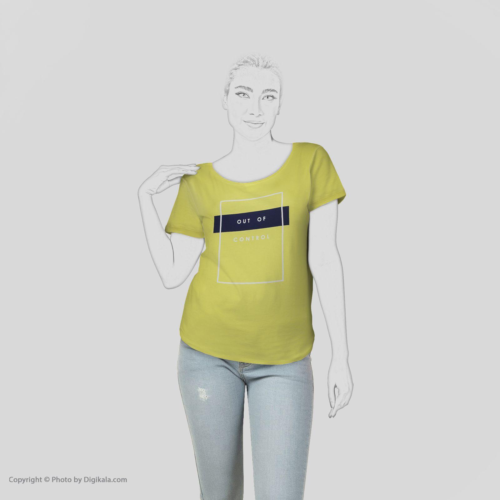 تی شرت زنانه اسپیور مدل 2W15-11 -  - 4