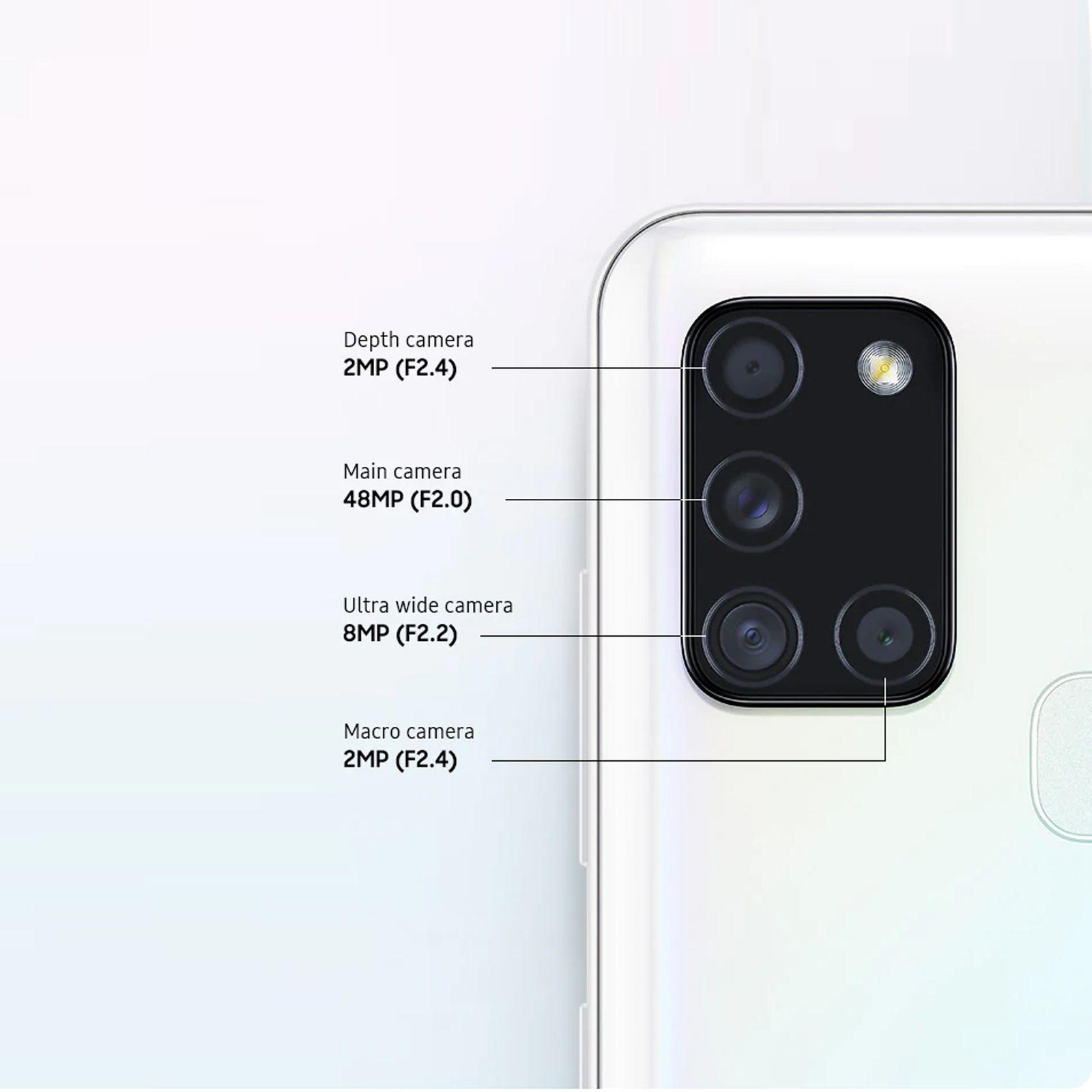 گوشی موبایل سامسونگ مدل Galaxy A21S SM-A217F/DS دو سیمکارت ظرفیت 64 گیگابایت main 1 12
