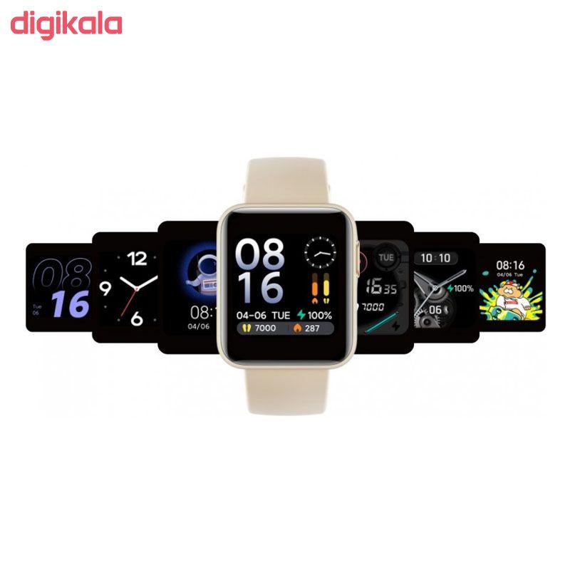 ساعت هوشمند شیائومی مدل mi watch lite main 1 6