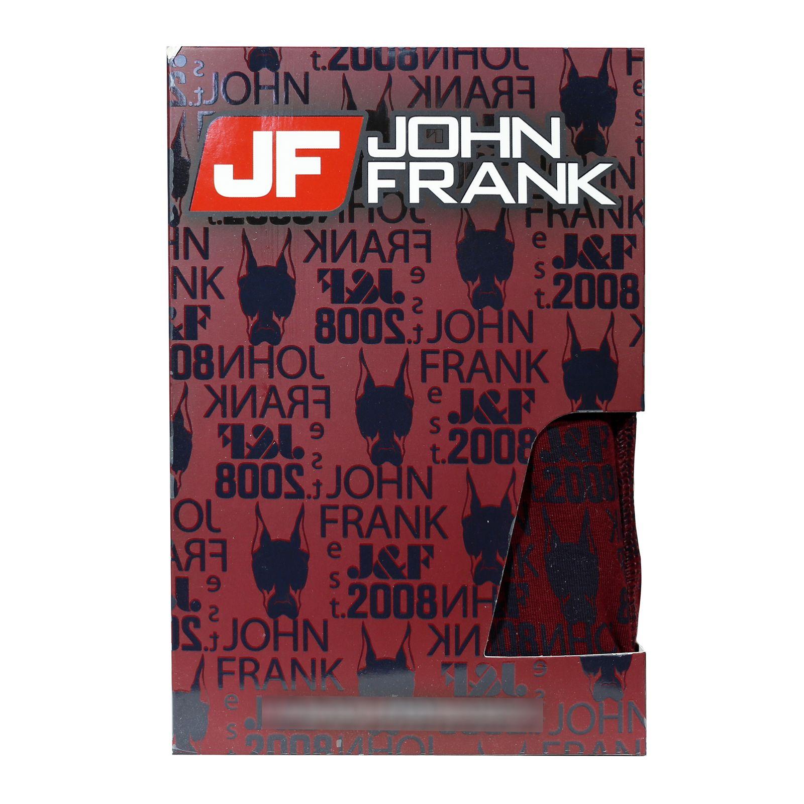 شورت مردانه جان فرانک کد BL-JB 102 -  - 5