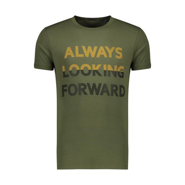 تی شرت مردانه کیکی رایکی مدل MBB2486-018