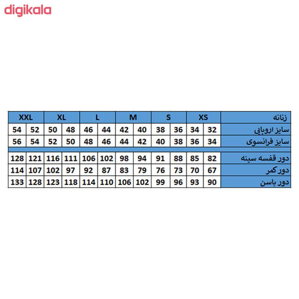 کاپشن ورزشی زنانه  مدل FS9911262523 main 1 4