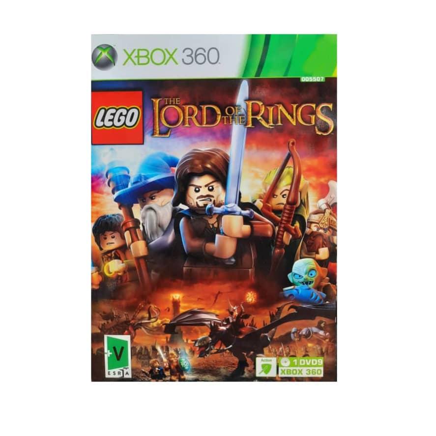 بررسی و {خرید با تخفیف} بازی Lego The Lord Of The Rings خصوص xbox 360 اصل