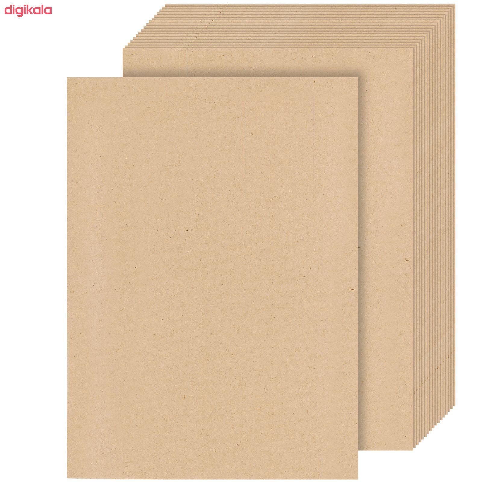 کاغذ کرافت مستر راد کد 1436 بسته 50 عددی main 1 2