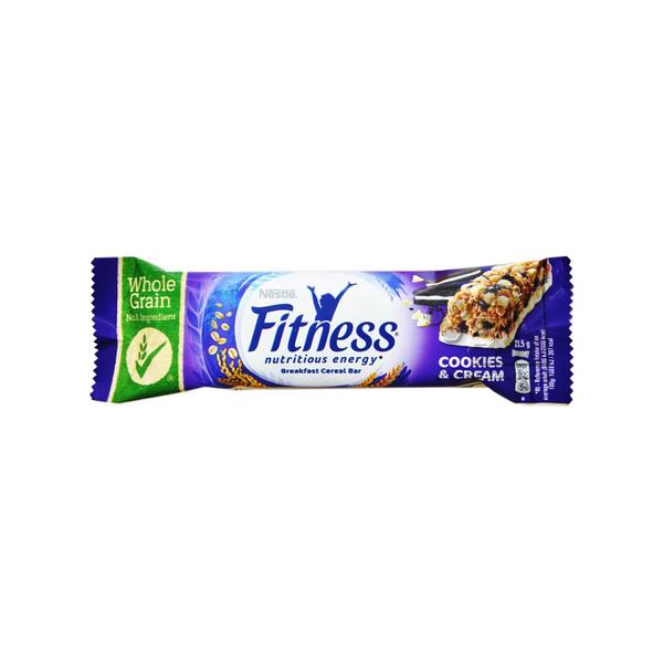 شکلات بار فیتنس رژیمی کوکی وکرمی نستله - 23.5 گرم