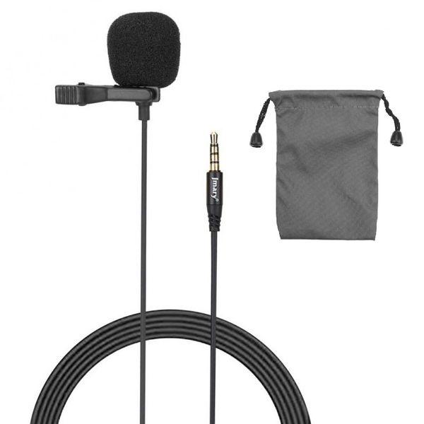 میکروفون یقه ای جی ماری مدل MC-R1 به همراه بگ