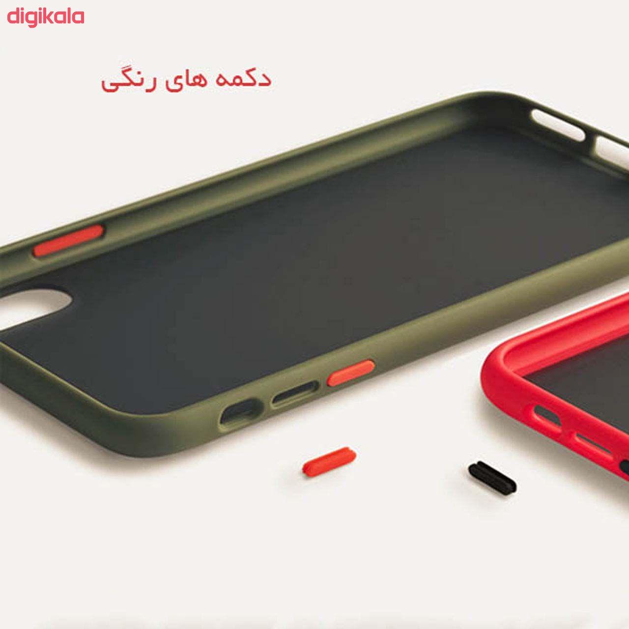 کاور کینگ پاور مدل M22 مناسب برای گوشی موبایل شیائومی Redmi Note 8 Pro main 1 8