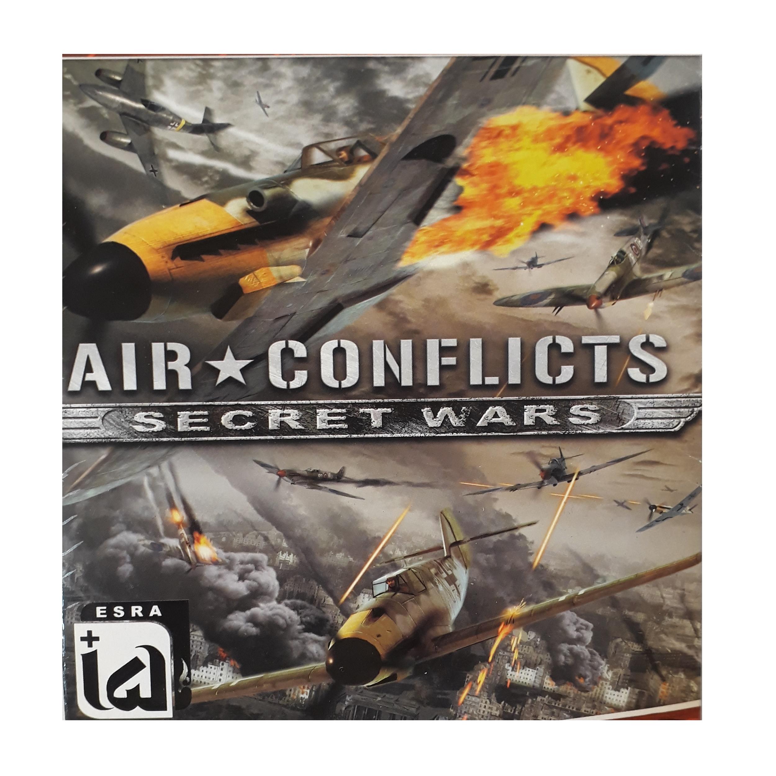 بازی air conflicts مخصوص pc
