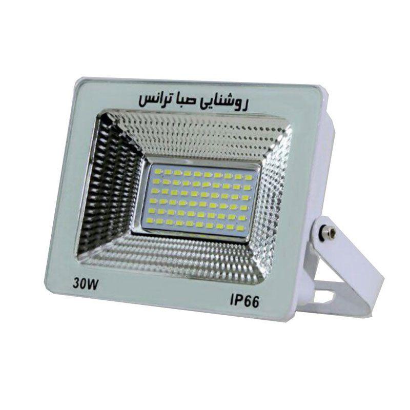 پروژکتور اس ام دی 30 وات روشنایی صبا ترانس مدل SMD