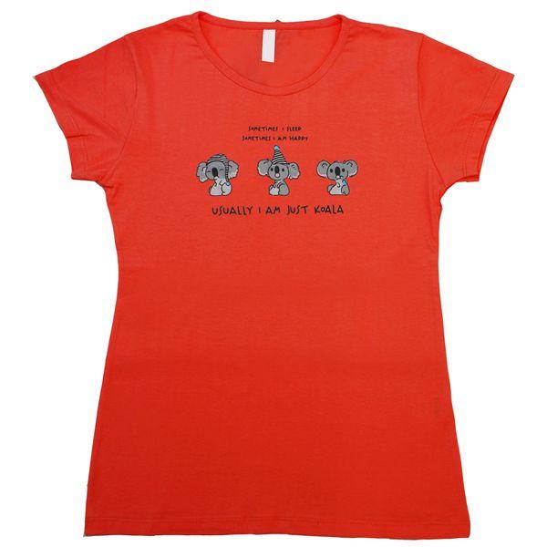 تی شرت زنانه کد Tsh6B