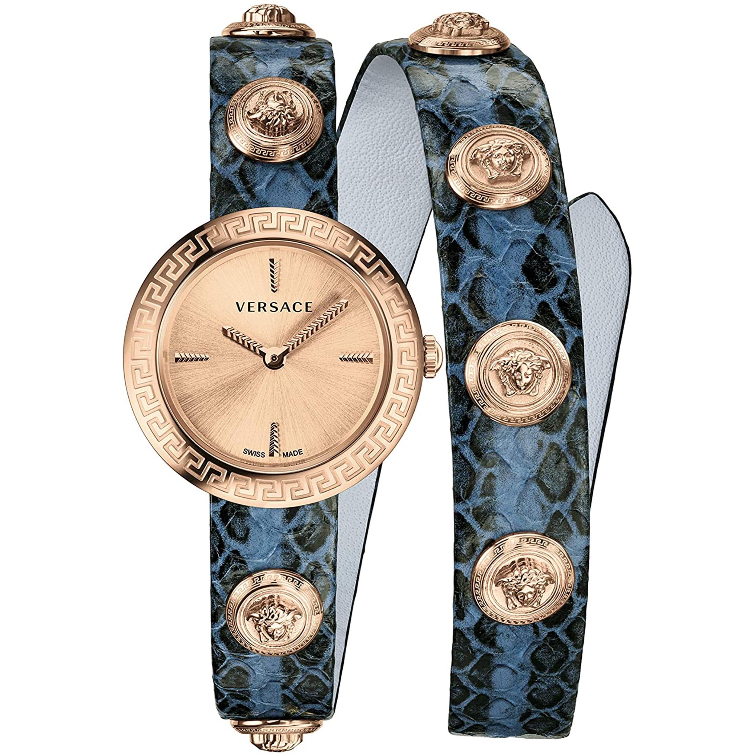 ساعت مچی عقربه ای زنانه ورساچه مدل VERF004 18