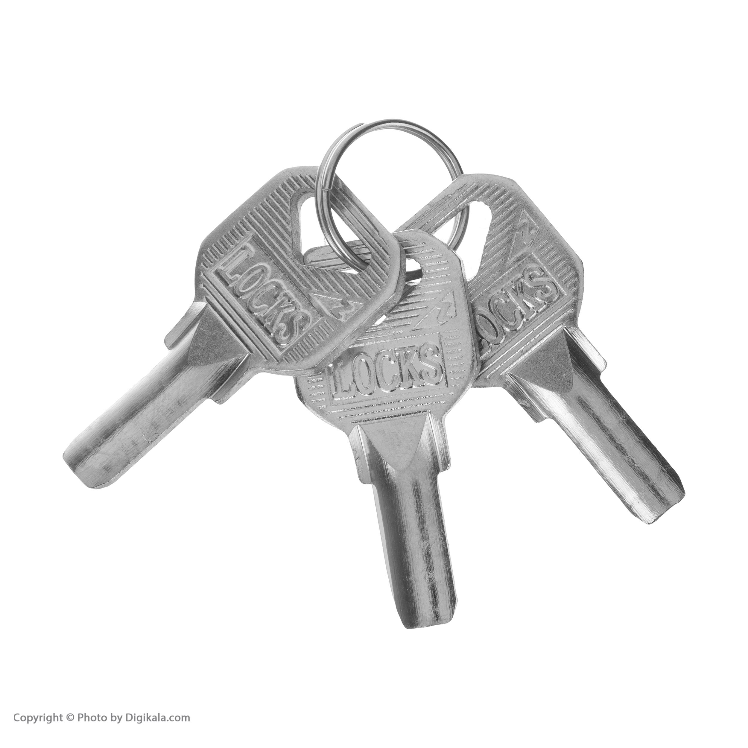 قفل پدال صنایع نصر مدل K260 main 1 5