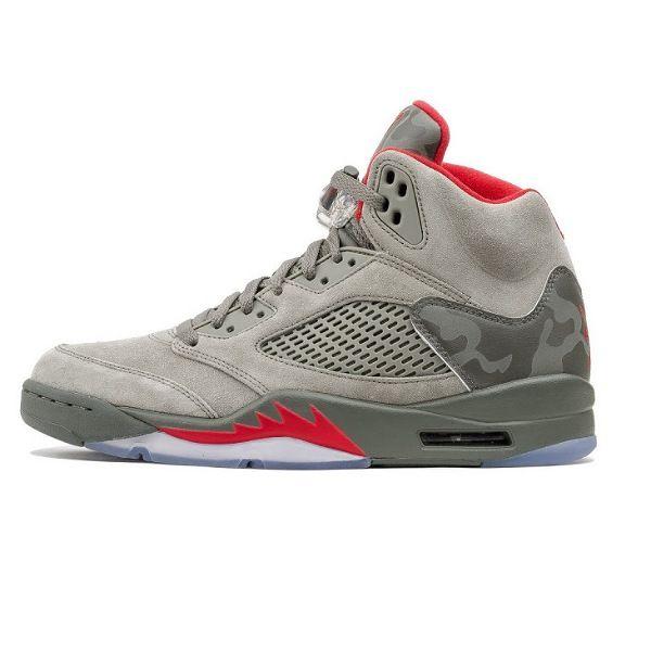 کفش بسکتبال مردانه جردن مدل ۵ رترو