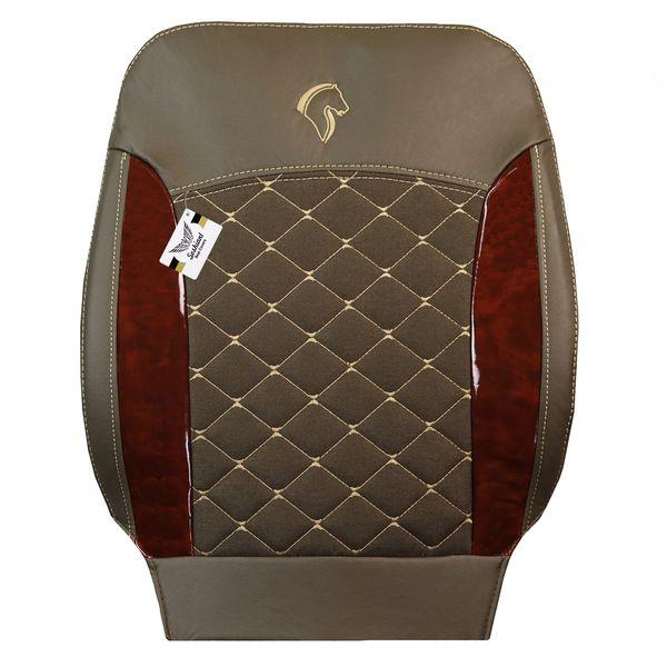 روکش صندلی خودرو سوشیانت مدل S_09 مناسب برای سمند