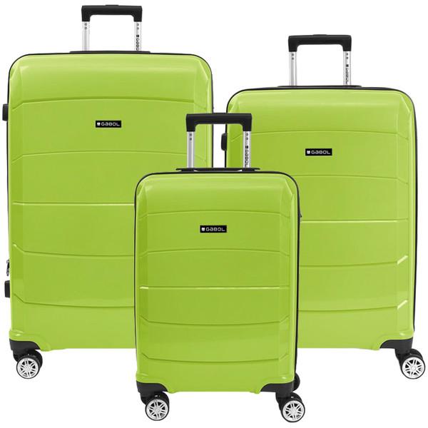 مجموعه 3 عددی چمدان گابل مدل MIDORI - 123