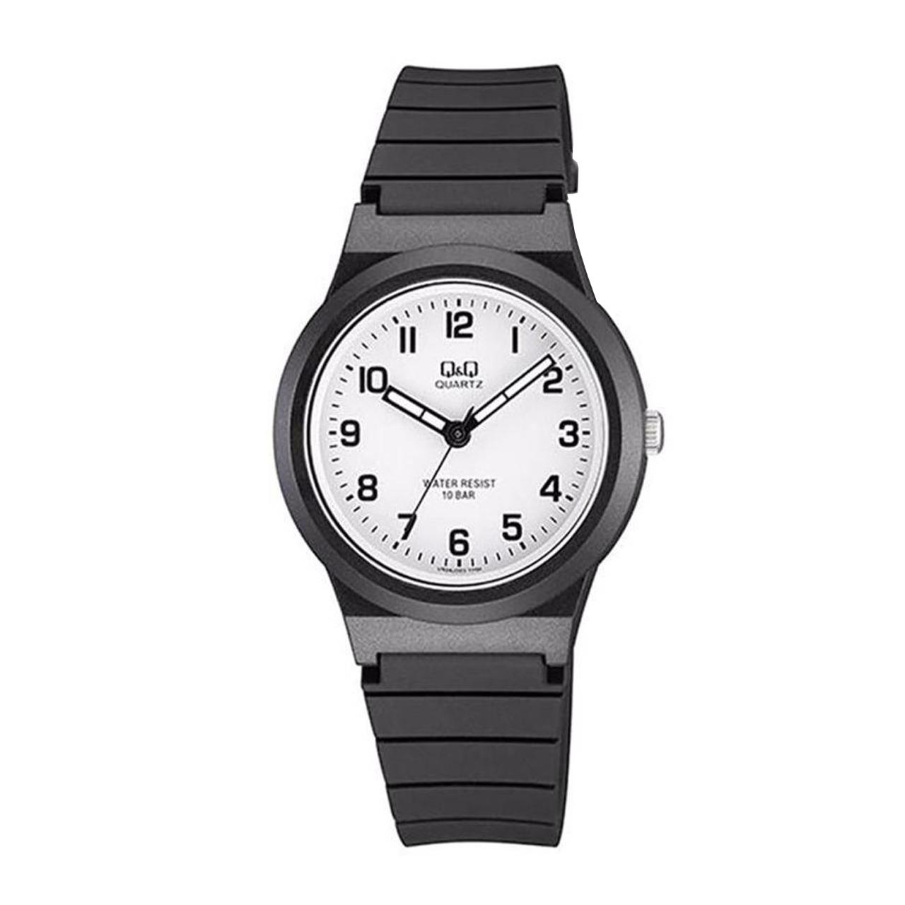 قیمت و خرید                      ساعت مچی عقربه ای زنانه کیو اند کیو مدل VR49J003Y