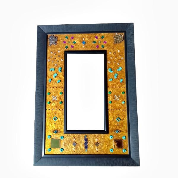 آینه مدل سنتی درباری