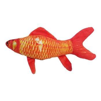 اسباب بازی گربه سری ماهی مدل koi fish