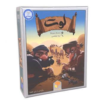 بازی فکری رومیز مدل لوت کد 9496