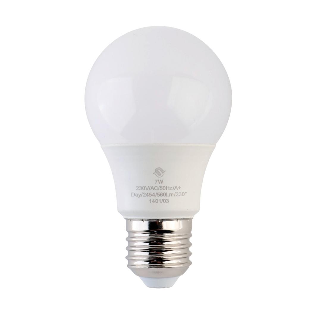 لامپ ال ای دی 7 وات پارس شوان مدل H-7 پایه E27