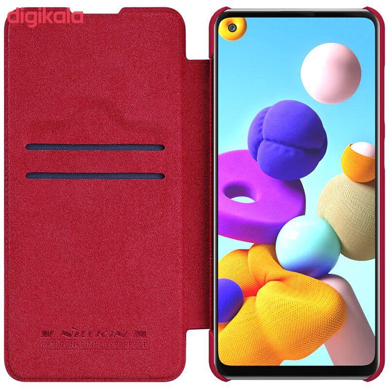کیف کلاسوری نیلکین مدل QIN مناسب برای گوشی موبایل سامسونگ Galaxy A21s main 1 6