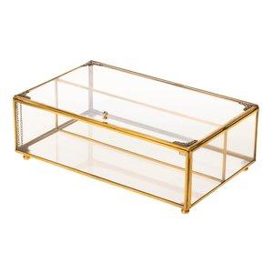 باکس شیشه ای مدل جا کاردی کد 22