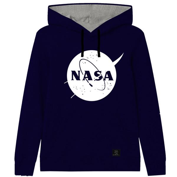 هودی پسرانه 27 مدل ناسا کد MR09 رنگ سرمه ای