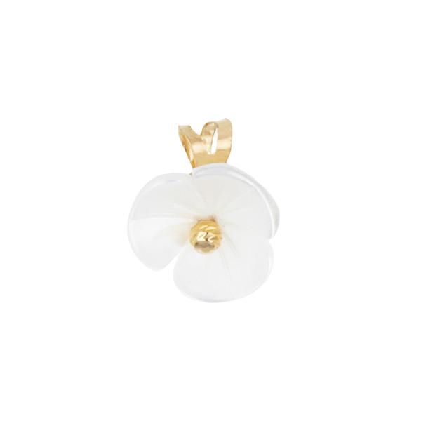 آویز گردنبند طلا 18 عیار زنانه مایا ماهک مدل MM1018