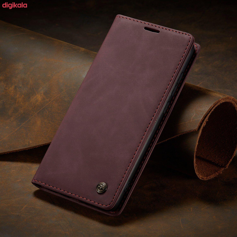 کیف کلاسوری کیس می مدل Vintage-013 مناسب برای گوشی موبایل شیائومی Redmi Note 8 Pro main 1 15
