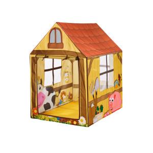 چادر بازی کودک طرح مزرعه کد 290749