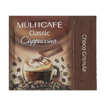 ساشه کاپوچینو کلاسیک و پودر مخلوط کاکائو مولتی کافه - 25 گرم