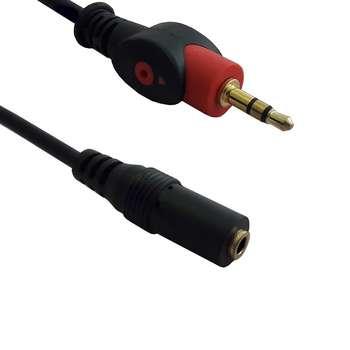 کابل افزایش طول 3.5 میلی متری صدا مدل AF/AM به طول 3 متر