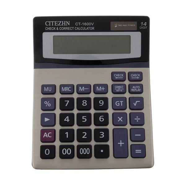 ماشین حساب سیتی زن مدل CT-1600 V