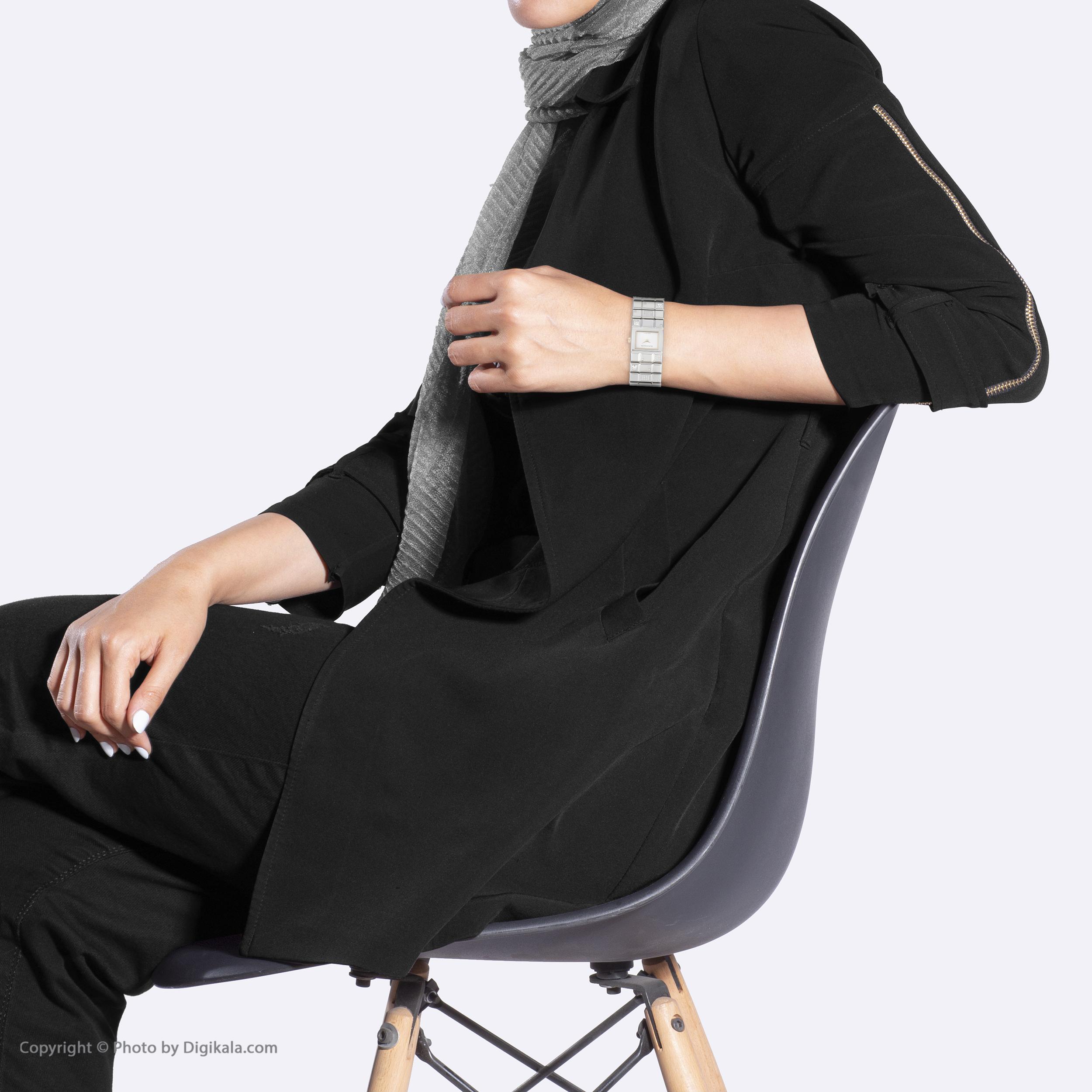 ساعت مچی عقربه ای زنانه رومانسون مدل RM0324QL1CAS1G -  - 3