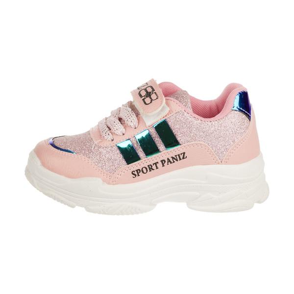 کفش پیاده روی دخترانه ملی مدل 84495112 رنگ صورتی