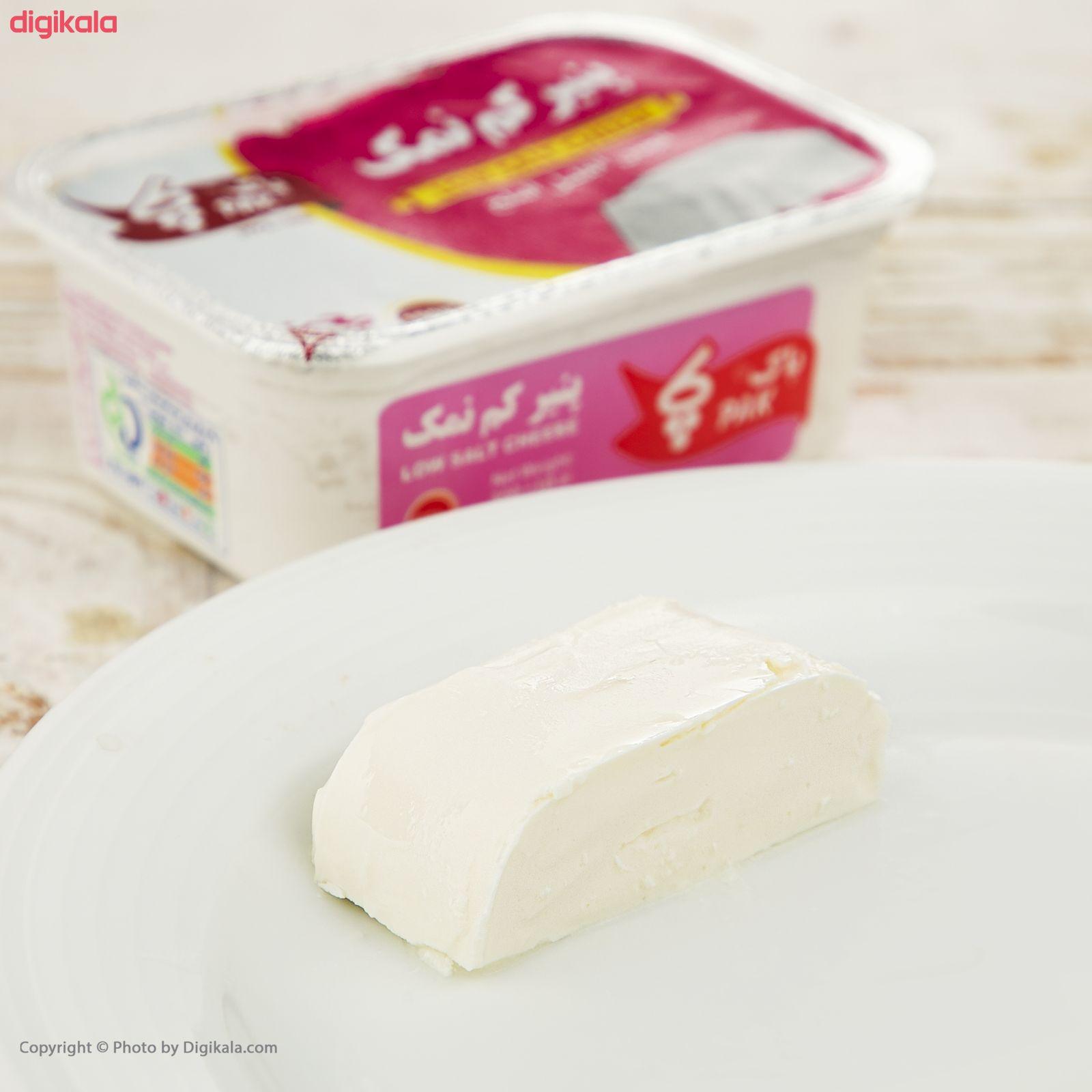 پنیر کم نمک پاک مقدار 300 گرم main 1 6