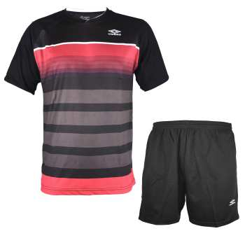 ست پیراهن و شورت ورزشی مردانه کد UM-BL