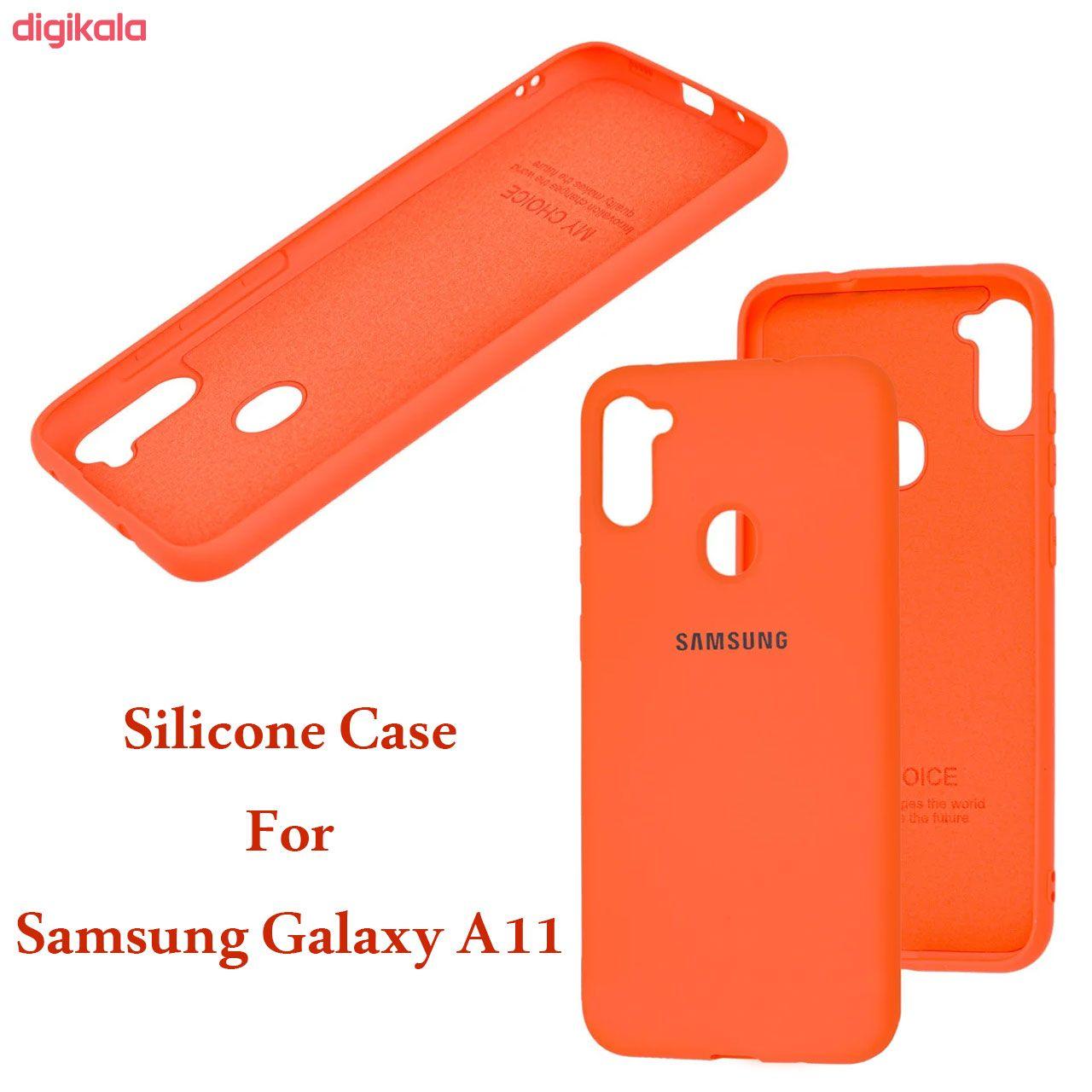 کاور مدل SLCN مناسب برای گوشی موبایل سامسونگ Galaxy A11 main 1 1
