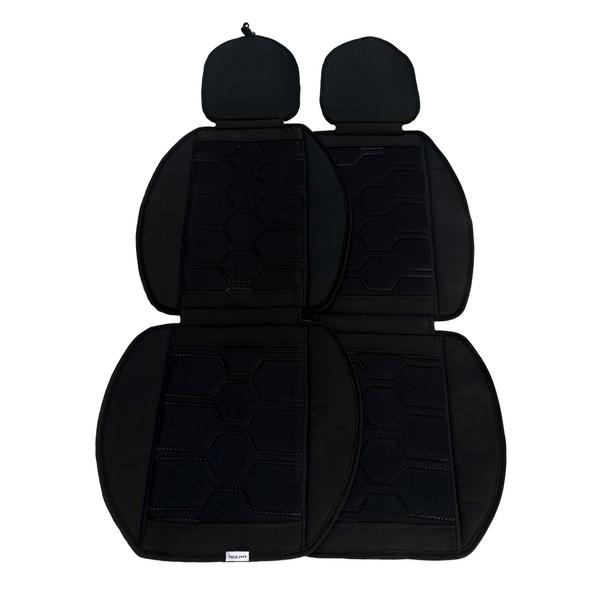 پشتی صندلی خودرو  تولیدی پارس مدل P263 بسته دو عددی