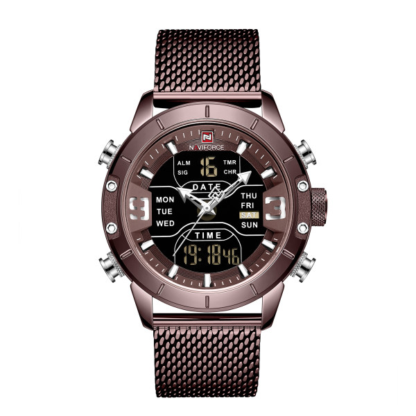 ساعت مچی دیجیتال مردانه نیوی فورس مدل 3-915